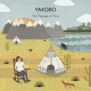 Yakobo The Passage of Time Front Cover final design